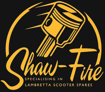 Shaw-fire Lambretta Spares Suppliers of Lambretta Scooter Spares and Parts Newark Nottingham