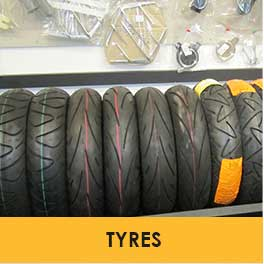 Lambretta Scooter Tyres