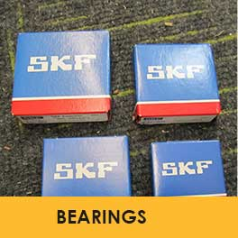 SKF Scooter Bearings